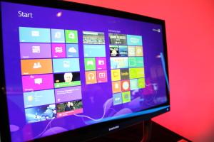 Windows 8 Foto von Microsoft Sweden