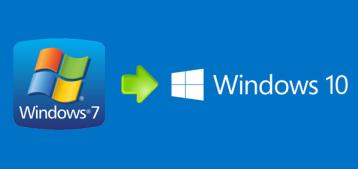 Windows 10: Upgrade von Windows 7 möglich